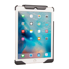 secure ipad holder front