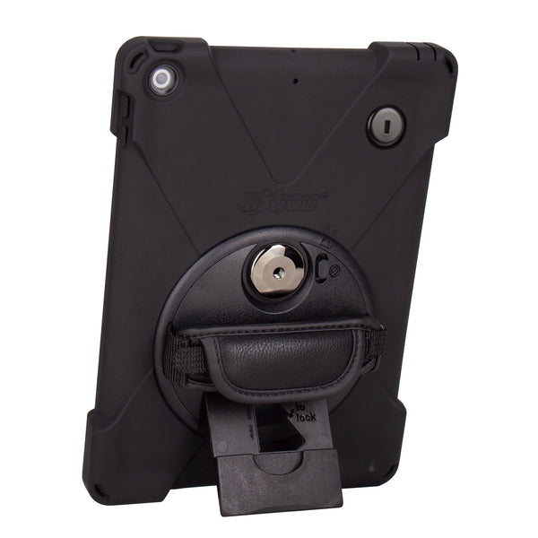 cases - aXtion Bold MPS with Key Lock for iPad 9.7 6th | 5th Generation (Black) - The Joy Factory