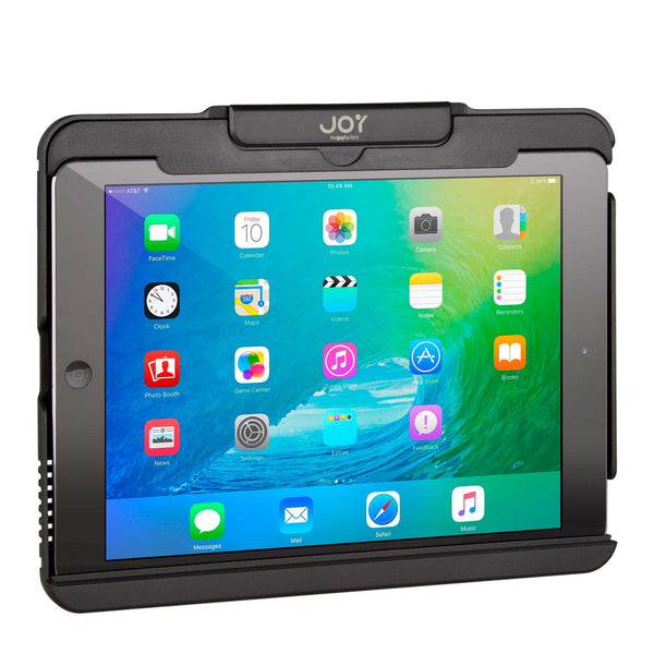 MagConnect LockDown Secure Holder for iPad Air & iPad 4/3/2 (Cable Lock Included) - The Joy Factory - 2