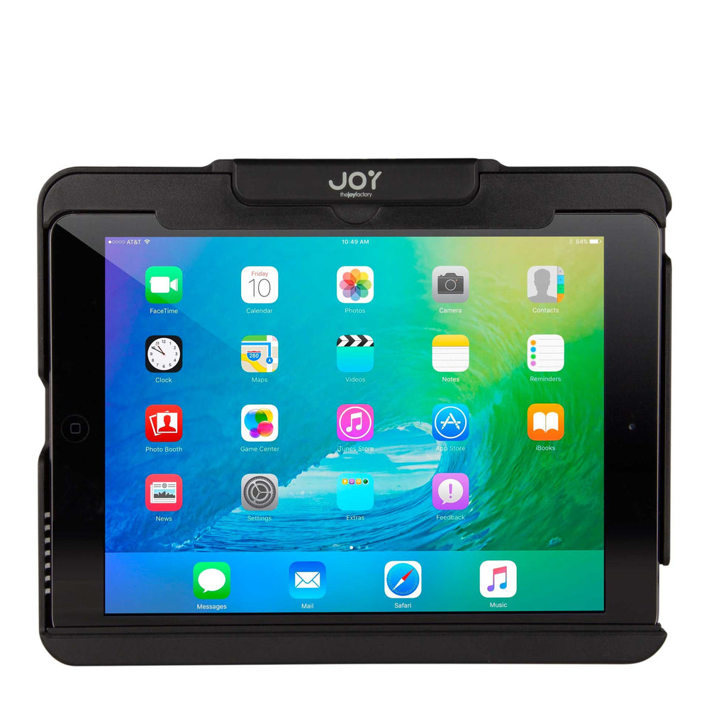 - MagConnect LockDown Secure Holder for iPad 4 | 3 | 2 | Air (Cable Lock Included) - The Joy Factory
