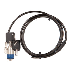 LockDown Key Cable Lock 6' for Tablets and Laptops - The Joy Factory