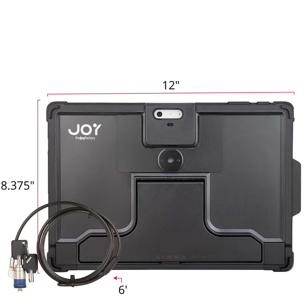 - MagConnect LockDown Secure Case with Key Lock for Surface Pro 6 | 5 | 4 - The Joy Factory