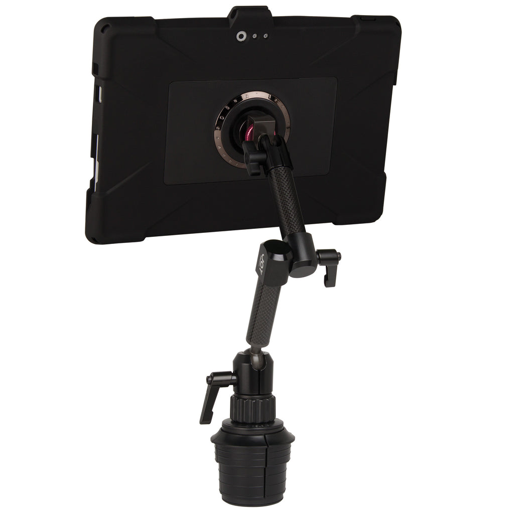 Cup Holder mount for Surface Pro 3 - The Joy Factory