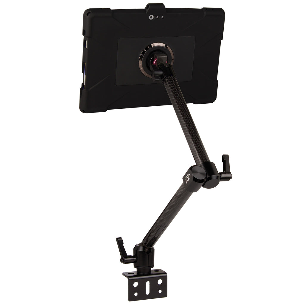 MagConnect Edge M Wheelchair Rail Mount for Surface Pro 3 - The Joy Factory - 1