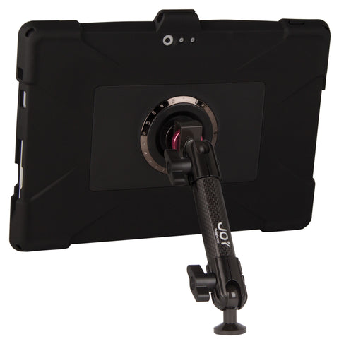 Surface Pro Case Tripod | Mic Stand Mount for Surface Pro 4 - The Joy Factory