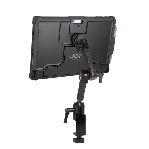 mount-bundles - MagConnect Dual C-Clamp Mount with LockDown for Surface Pro | Pro 4 (Cable Lock Included) - The Joy Factory