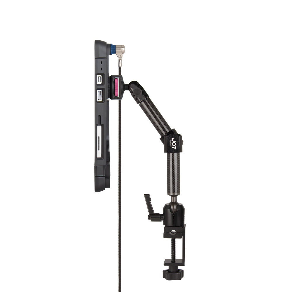 - MagConnect Dual C-Clamp Mount with LockDown for Surface Pro 6 | 5 | 4 (Cable Lock Included) - The Joy Factory