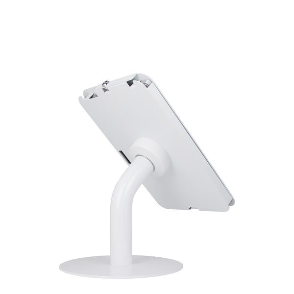 kiosks - Elevate II Countertop Kiosk for Surface Pro 6 | 5 | 4 | 3 (White) - The Joy Factory