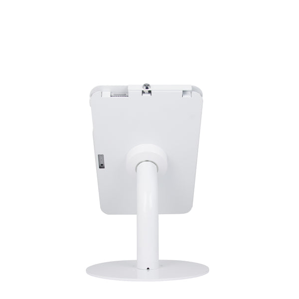 kiosks - Elevate II Countertop Kiosk for Surface Pro | Pro 4 | Pro 3 (White) - The Joy Factory