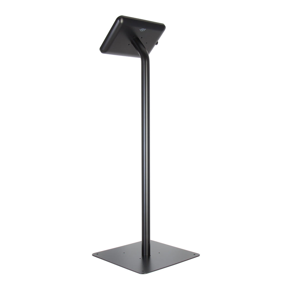 kiosks - Elevate II Floor Stand Kiosk for Galaxy Tab S3 | S2 9.7 (Black) - The Joy Factory