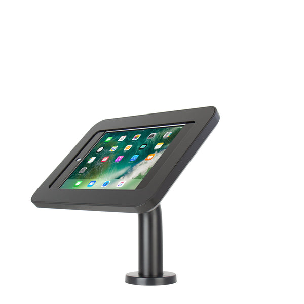 kiosks - Elevate II Wall | Countertop Mount Kiosk for iPad Pro 9.7, Air 2 (Black) - The Joy Factory