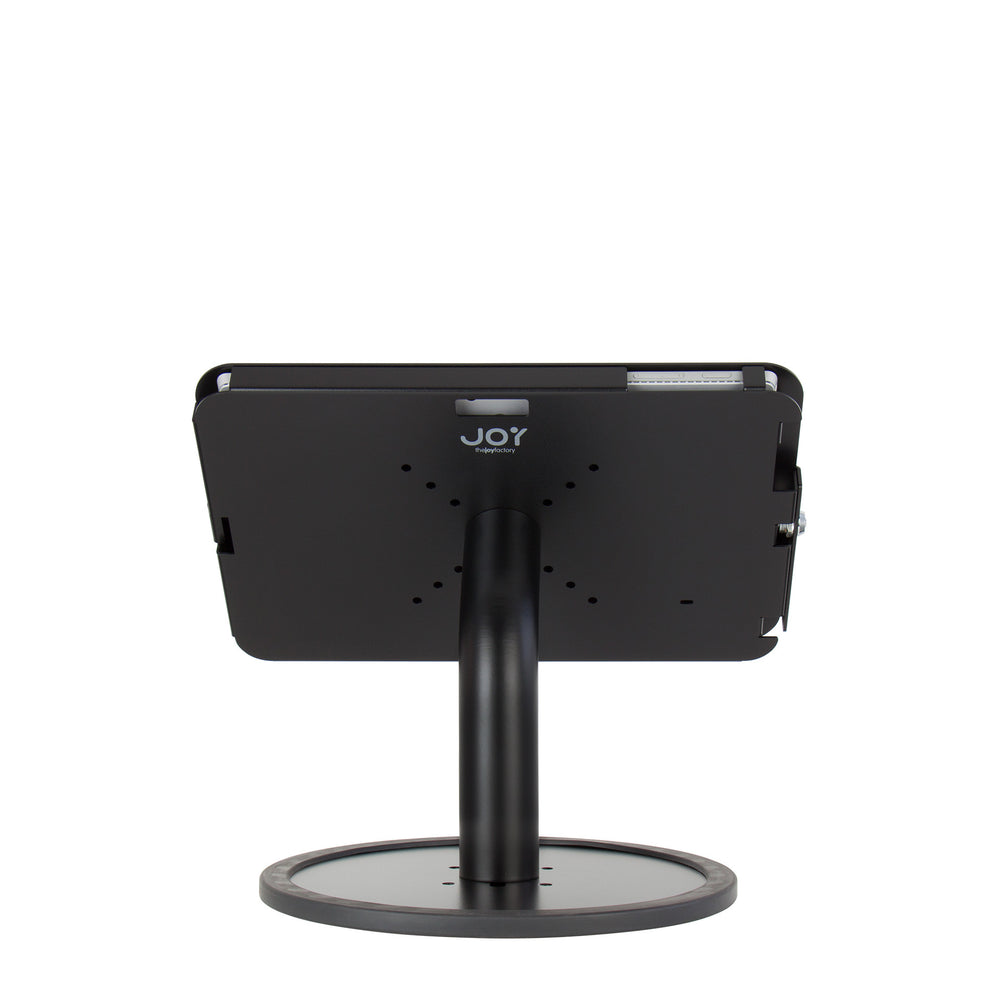kiosks - Elevate II Countertop Kiosk for Surface Pro 7 | 6 | 5 | 4 (Black) - The Joy Factory
