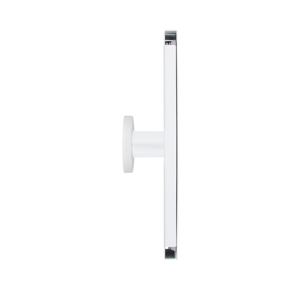 kiosks - Elevate II On-Wall Mount Kiosk for Surface Pro 7 | 6 | 5 | 4 (White) - The Joy Factory