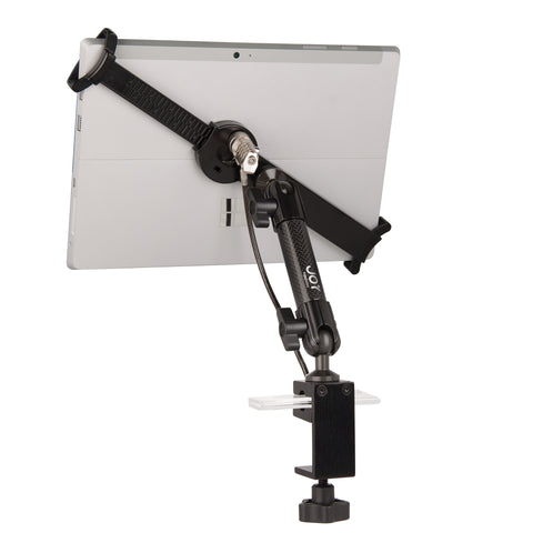 LockDown Universal C-Clamp Mount w/ Combination