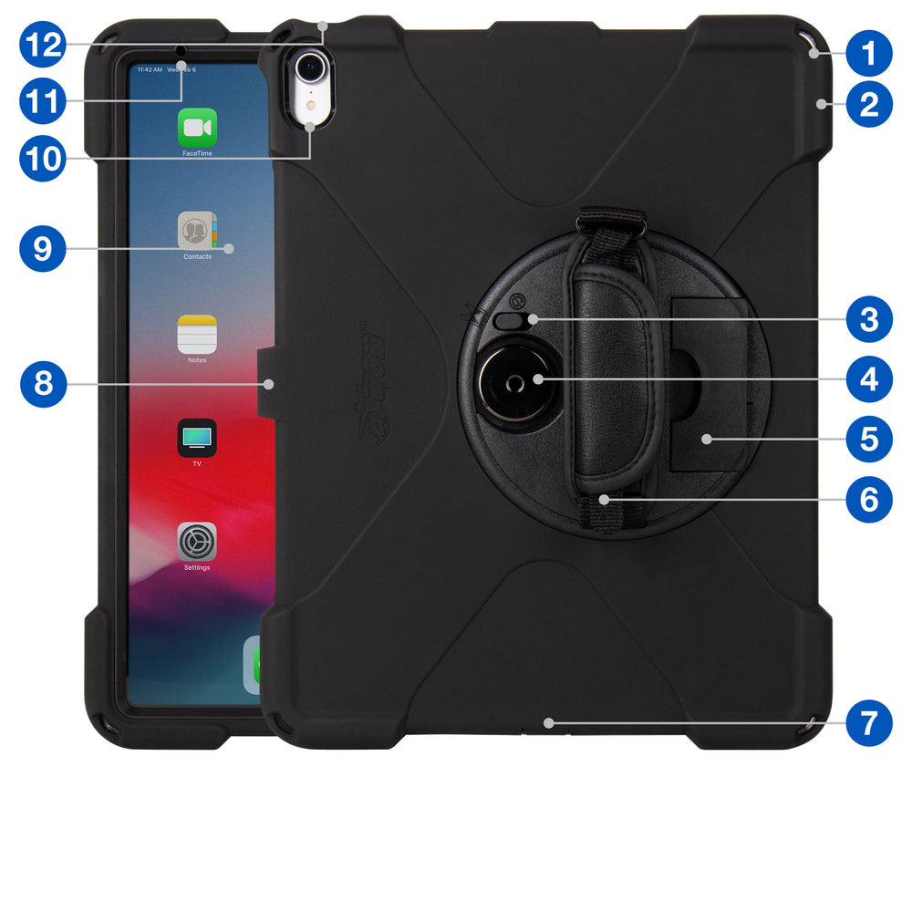 cases - aXtion Bold MP for iPad Pro 12.9