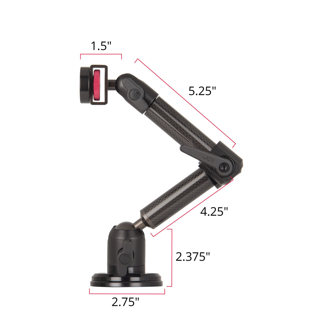 mount-only - MagConnect Magnet Dual Arm Mount Only - The Joy Factory