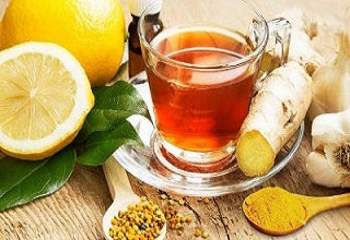 Tumeric/Herbal Organic Teas