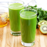 Paleo Kale & Kiwi Superpowered Smoothie