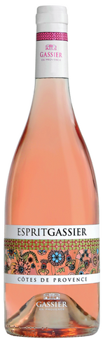 Esprit Gassier Côtes de Provence (2019) (IN-STORE WINE PICKUP with ID)