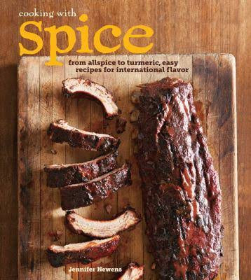 """Cooking with Spice"" by Jennifer Newens"