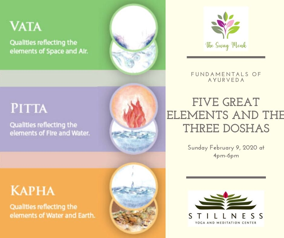 02/09/2020 - Fundamentals of Ayurveda