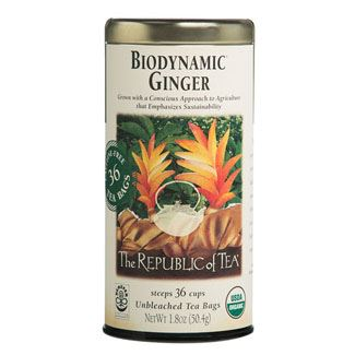 Biodynamic® Ginger - 36 Tea Bags