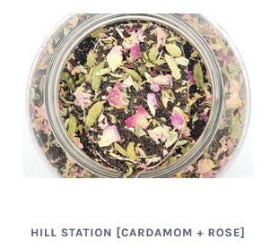Hill Station - Cardamom + Rose