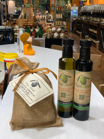Olive Oil, Balsamic Vinegar, and Bread Mix Monthly Club - In-store pick-up only