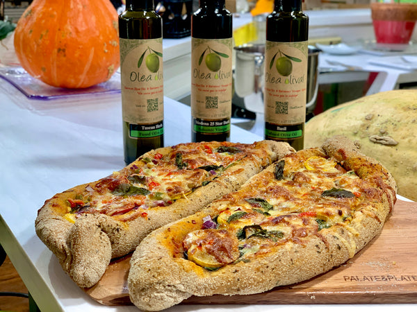 10/22/2020 - Let's Make Pizza Workshop