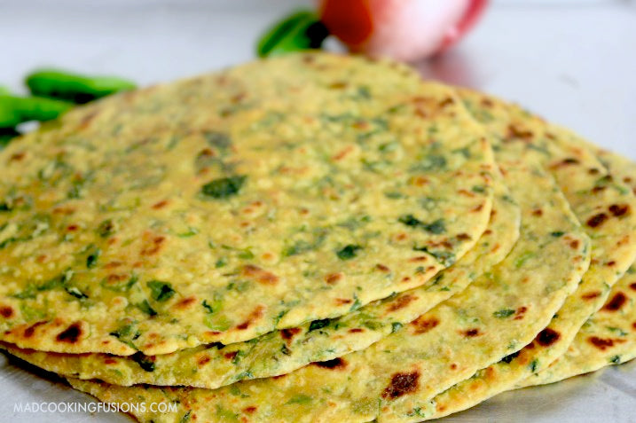 02/02/2020 - The Art of Making Pan Flatbread