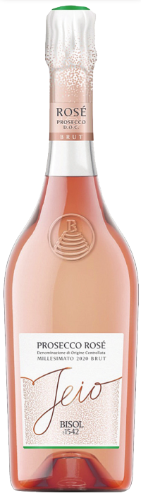 Jeio Prosecco Rosé DOC, Italy (2019)  (IN-STORE WINE PICKUP with ID)