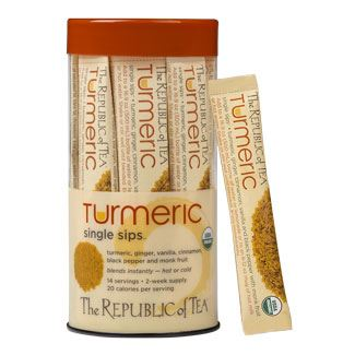 Organic Turmeric Single Sips®  - 14 Sips