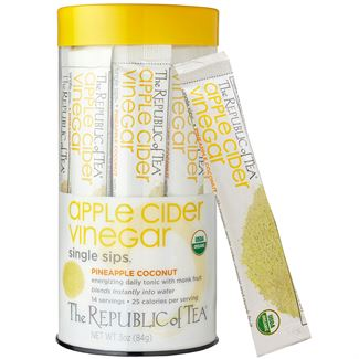 Apple Cider Vinegar Pineapple Coconut Single Sips®  - 14 Sips