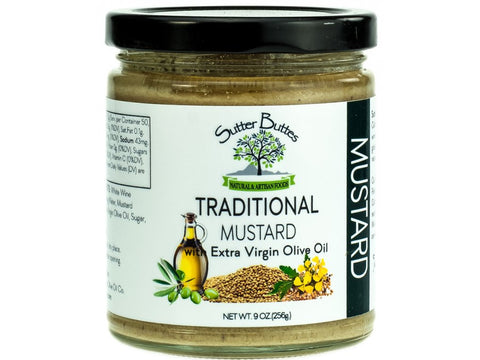 Traditional EVOO Mustard