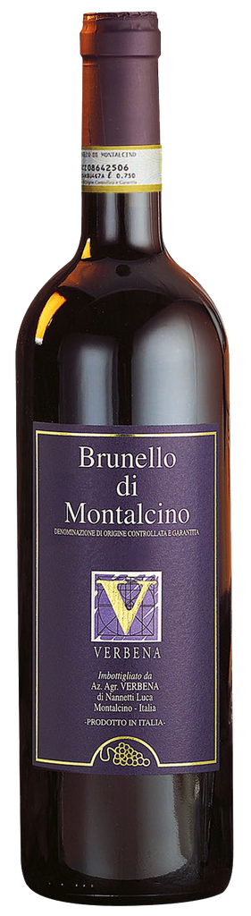 Verbena Brunello Di Montalcino DOCG, Tuscany, Italy (2015) (IN-STORE WINE PICKUP with ID)