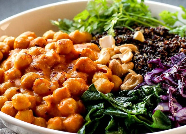 Private Event 04/18/19 - The Ultimate Buddha Protein Bowl