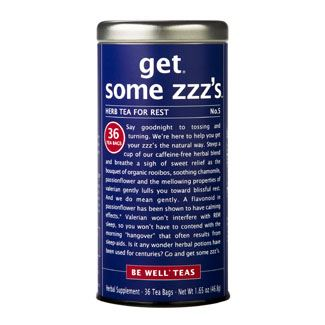 get some zzz's™ - No. 5 Herb Tea for Rest - 36 Tea Bags