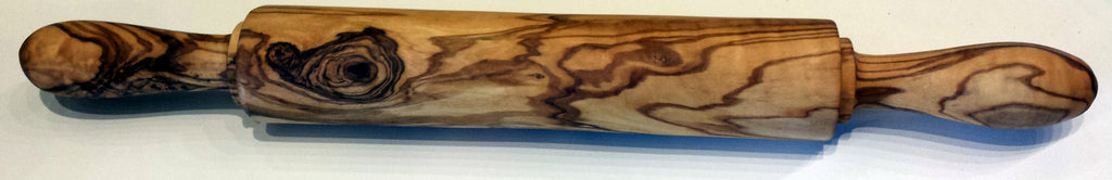 "Olive Wood Rolling Pin (16 "" length)"