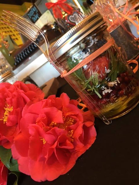 EHWC - 10/25/18 Salad in a Jar Workshop