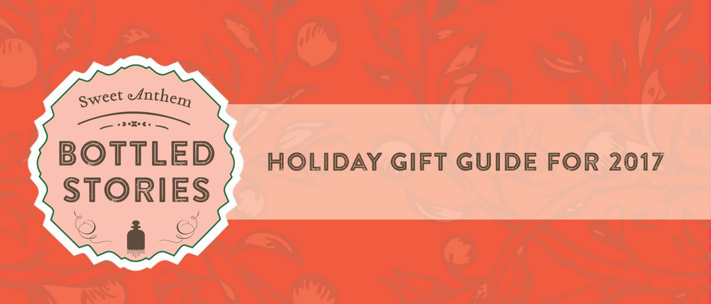 Unique & Handmade Gift Guide for 2017