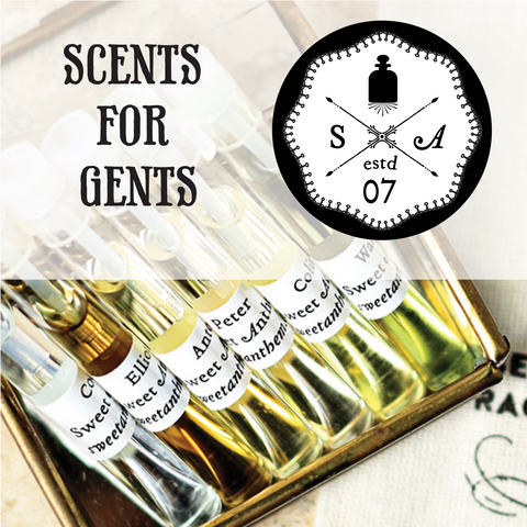 Scents for Gents Sample Pack