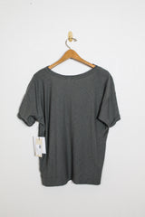 NATION CAMERON ROLL BOXY TEE