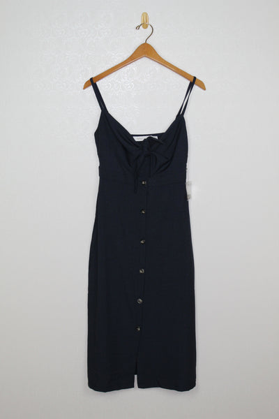 Bishop + Young Front Tie Dress