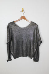 4Sienna Joey Twist Back Sweater