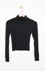 La Made Hill Turtleneck Top
