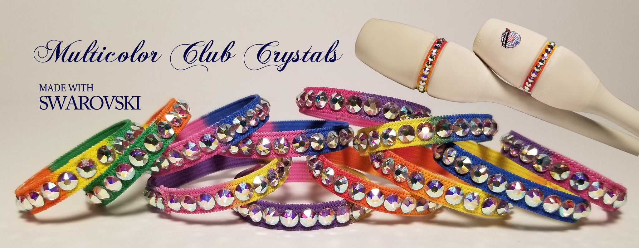 finest fabrics utterly stylish exclusive deals Club Crystals, Yellow-Orange-Red made with Swarovski Crystal AB, Style:  GS444