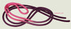 GOKISPORT Nylon Elite Gradient Collection, Violet-Lilac-Fluo Pink, Style: GS042