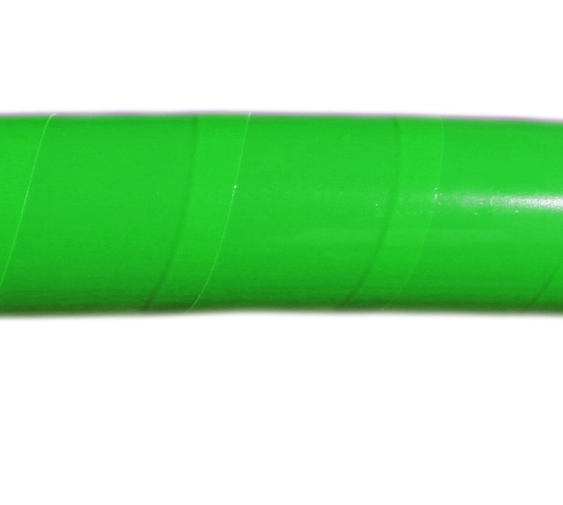 PRIMA HOOP wrapped with 1-color Fluorescent Green tape, Style: GS315FLUG