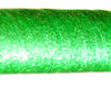 PRIMA HOOP wrapped with 1-color Glitter Fluo Green tape, Style: GS311GFG