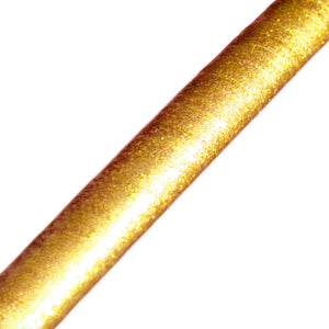 PRIMA HOOP wrapped with 1-color Glitter Gold tape, Style: GS311GG